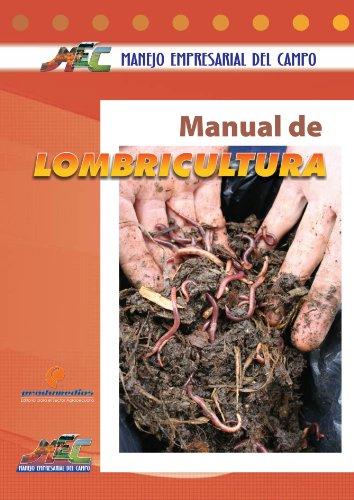 Manual De Lombricultura (Spanish Edition): Romero, Rodrigo Vasquez