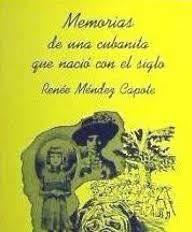 9789590801235: Memorias de una cubanita que naciocon el siglo