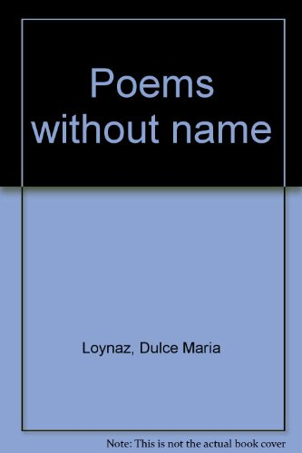 9789590900112: Poems without name