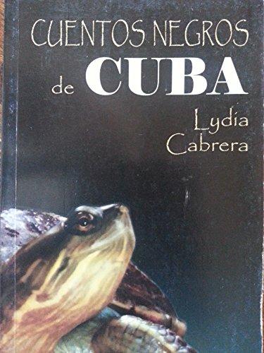 9789591018489: Cuentos negros de cuba.