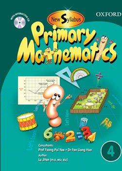 9789601164878: New Syllabus Primary Mathematics Book 4 + CD