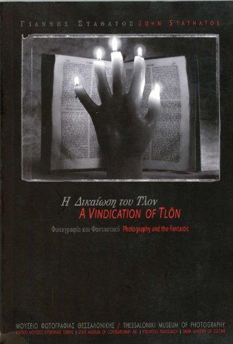 9789601209296: A Vindication of Tlon: Photography and the Fantastic