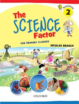 9789601572895: The Science Factor Workbook 2