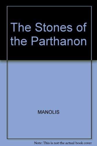 Stones of the Parthenon: Korres, Manolis
