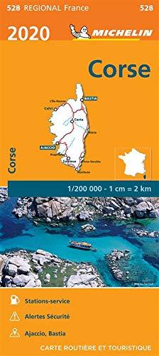 Carte Michelin Corse.9789602126936 Michelin Karte 528 Wasser Und Reissfest