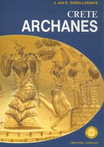 9789602132340: Archanes, Crete