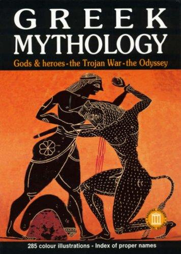 9789602133736: Greek Mythology: Gods & Heroes - the Trojan War - the Odyssey