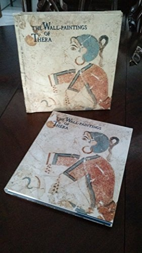 9789602202746: The Wall Paintings of Thera