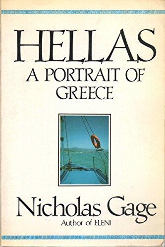 9789602260814: Hellas Portrait of Greece