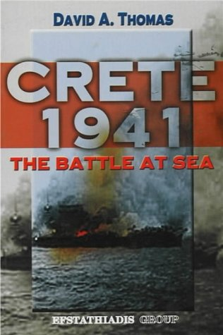 9789602260852: Crete 1941: The Battle at Sea