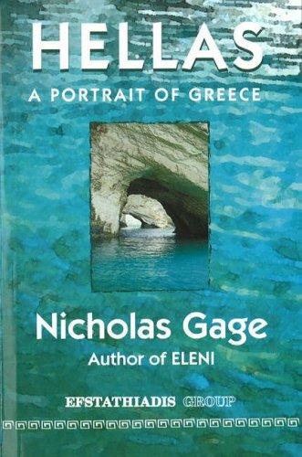 9789602262870: Hellas: A Portrait of Greece