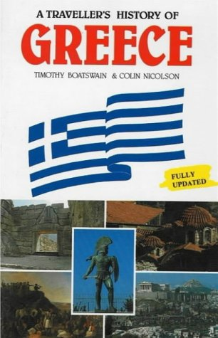 9789602262962: A Traveller's History Of Greece