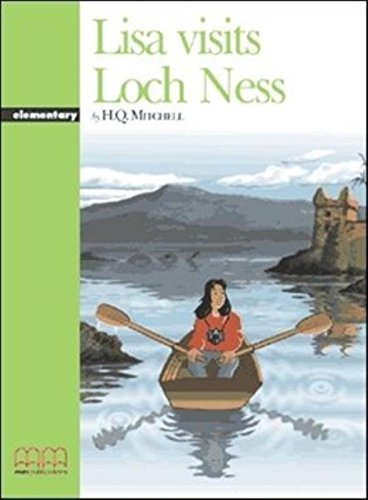 LISA VISITS LOCH NESS: Mitchell, H-Q