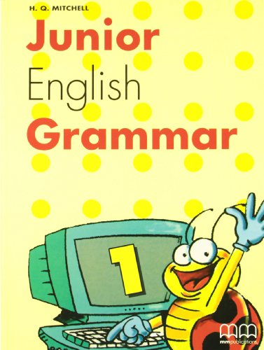 JUNIOR ENGLISH GRAMMAR 1 - BOOK