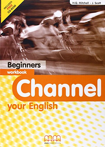 9789603793632: Beginners teachers book. Channel your English