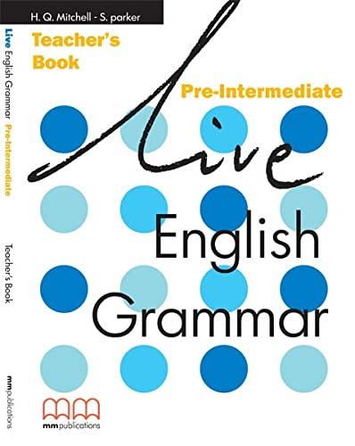 9789603794288: LIVE ENGLISH GRAMMAR PRE-INT.- TB