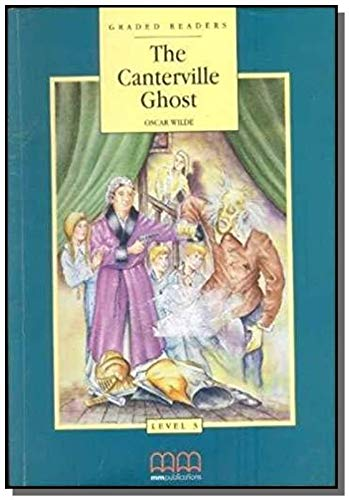 9789603794769: CANTERVILLE GHOST (PACK/L+C+CD) (MM PUBLICATIONS)