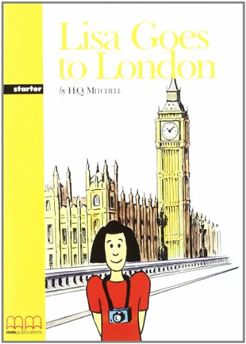 9789603794776: LISA GOES TO LONDON - PACK (LIBRO+ACTIVI