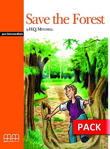 SAVE THE FOREST PACK LIBRO+ACTIVIDADES+CD: AA,VV,.