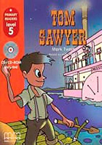 TOM SAWYER AMERICAN EDITION PACK: AA,VV,.