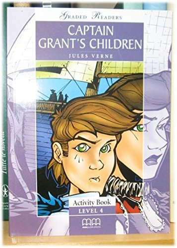 Jules Verne: Captain Grant's Children, Activity Book: Mitchell, H. Q.