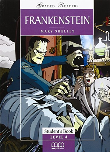 9789603798118: Frankenstein. Con CD Audio