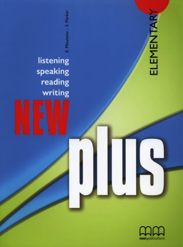 9789603799672: New Plus Elementary Student's Book - AbeBooks