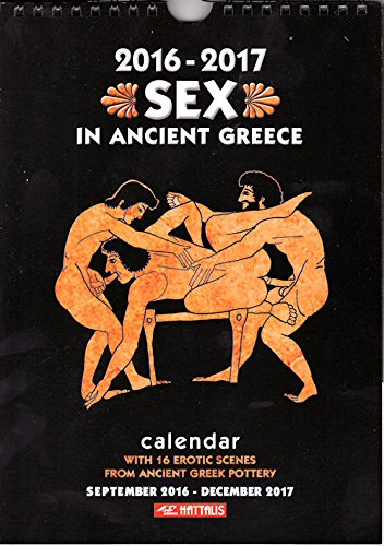9789603973928: Greek calendar 2015 / Sex in ancient Greece