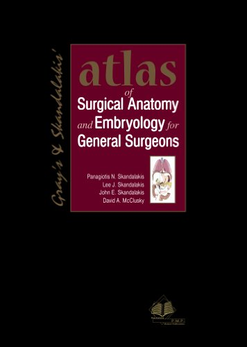 9789603997191: Atlas of Surgical Anatomy and Embryology for General Surgeons