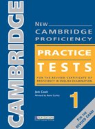9789604030101: New Cambridge Proficiency Practice Tests 1: For the Revised Certificate of Proficiency in English Examination
