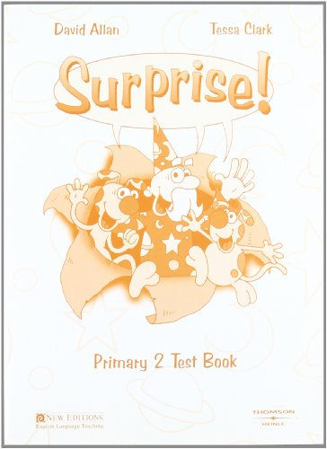 9789604030644: Surprise! Primary 2 Test Book