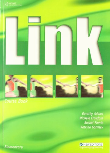 Link Elementary Course Book with Audio CD: Finnie, Rachel; Mackie,