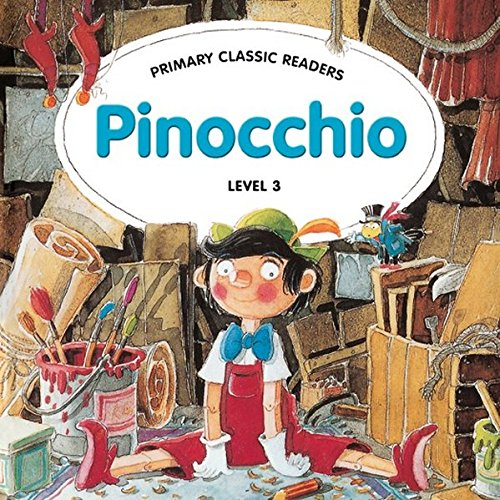 9789604031979: Pinocchio (Primary Classic Readers Level 3)