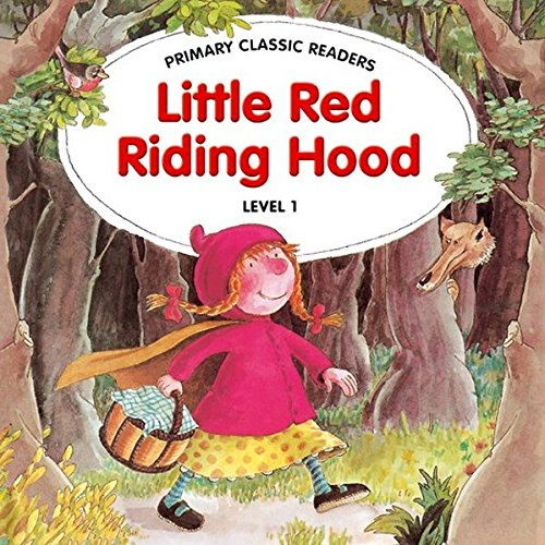 9789604031993: Little Red Riding Hood Reader & CD Primary Classic Readers 1OV3