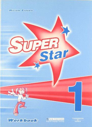 9789604032396: Super Star 1 Workbook