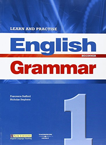 9789604032754: Learn and Practise English Grammar 1