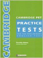 9789604033294: Cambridge Ket Practice Tests Student's Book