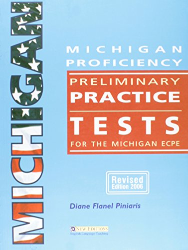 9789604033713: Michigan Proficiency Preliminary Practice Tests: Teacher's Book