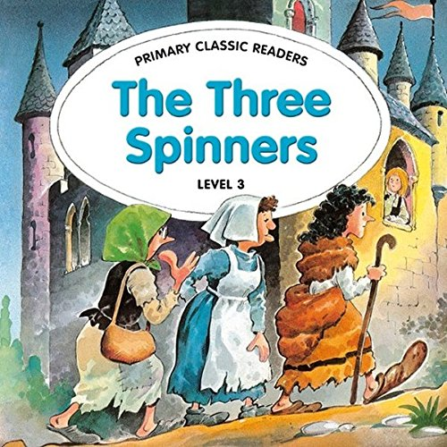 9789604033959: The Three Spinners: For Primary 3