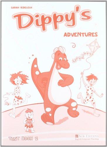 9789604034062: Dippy's Adventures: Primary 2 Test Book