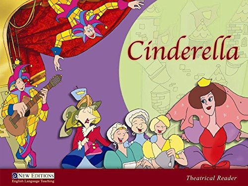 9789604034192: Cinderella: Level 3 (Theatrical Readers)