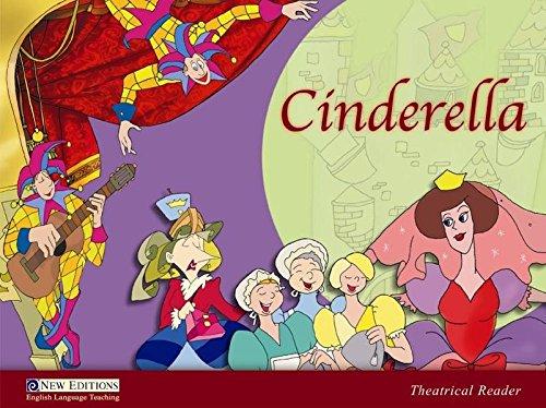 9789604034192: Cinderella: Level 3 (Theatrical Readers)