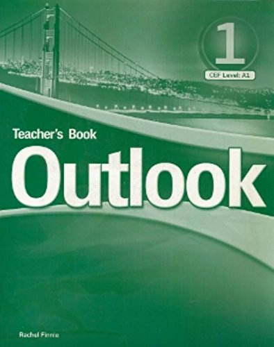 9789604034376: Outlook 1 - Teacher Book - CEF A1