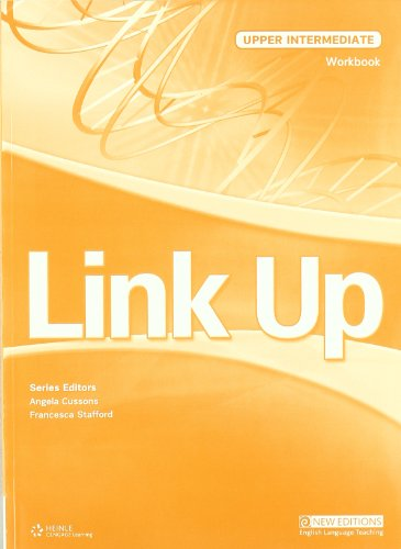 9789604036516: Link Up Upper Intermediate Workbook