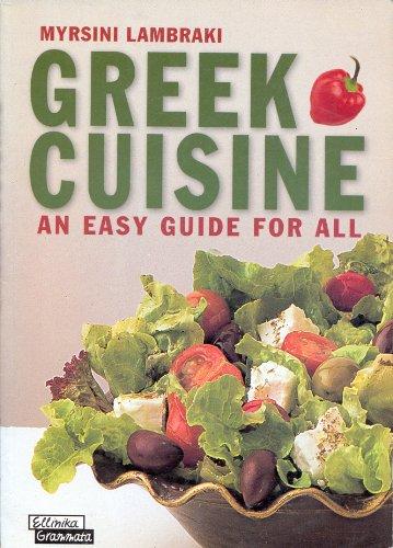 Greek Cuisine: Myrsini Lambraki