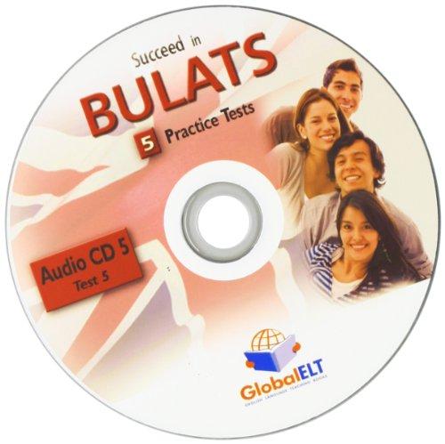 9789604134588: Succeed In Bulats. 5 Practice Tests (+Cd)
