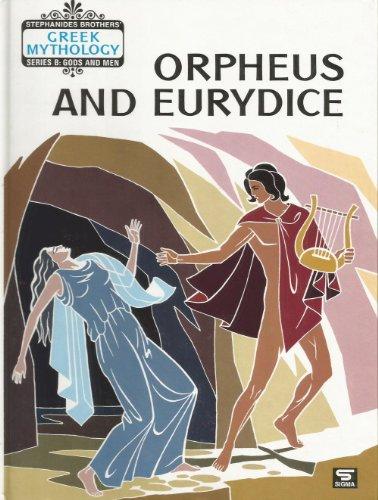 9789604250240: Orpheus and Eurydice