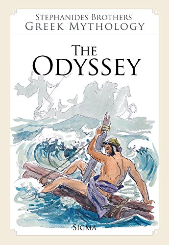 9789604250622: The Odyssey (Stephanides Brothers' Greek Mythology)
