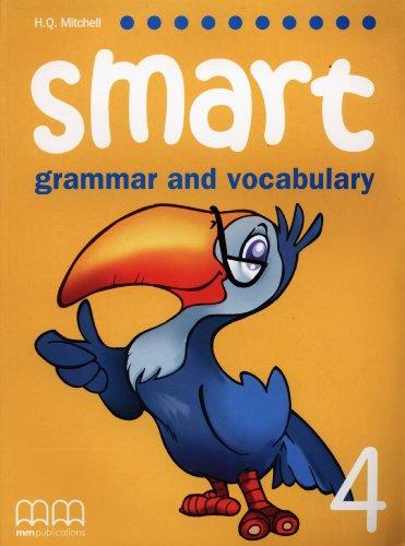 9789604432509: Smart. Grammar and vocabulary. Per la Scuola media: 4