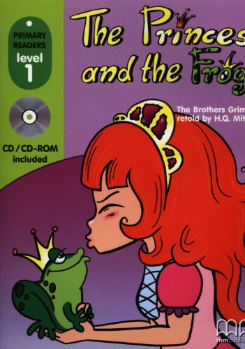 9789604434671: PRINCES AND FROG READ NIV